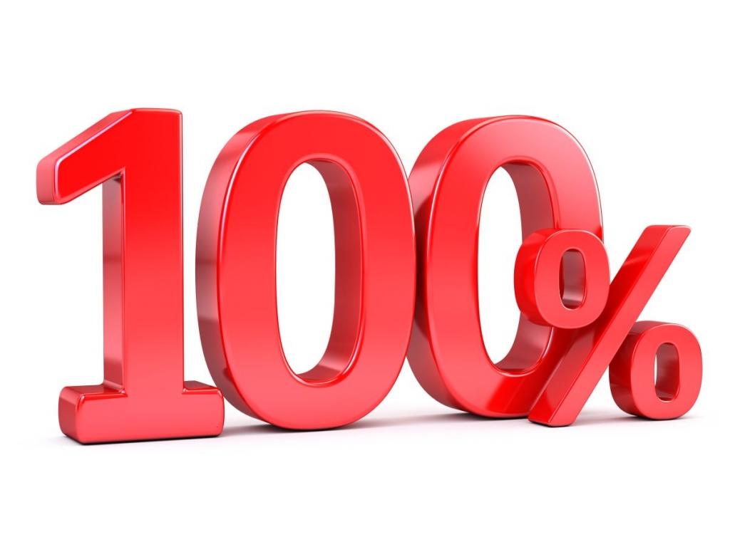 Oprocentowanie nominalne jest określane w skali procentowej.